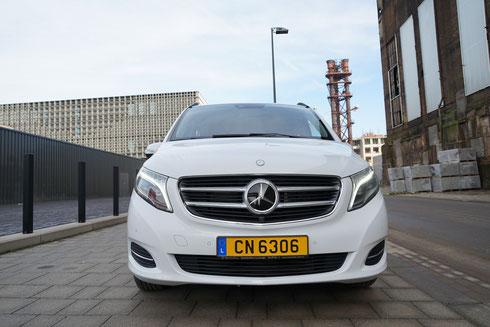 Mercedes V250 CDI