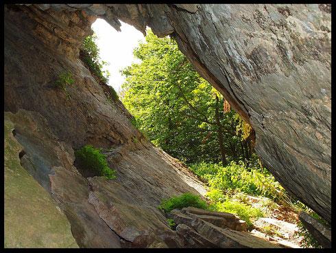 Grotta della Flessura