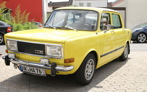 Chrysler-Simca 1000 GLS