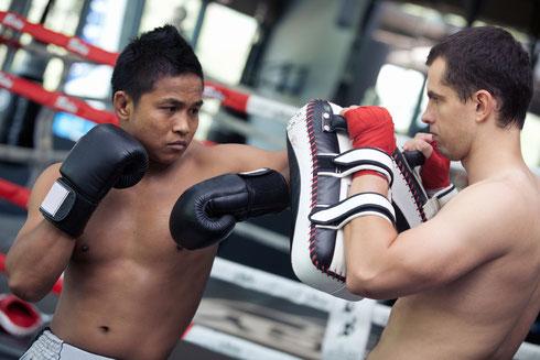 Unfallversicherung auch für Kampfsportler