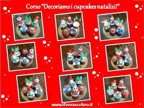 corso cake design roma natale