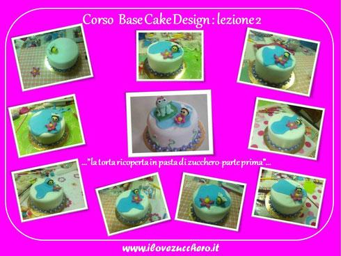 Corso Di Cake Design Roma Groupon : Corso Base Cake Design:foto - Ilovezucchero sito dedicato ...
