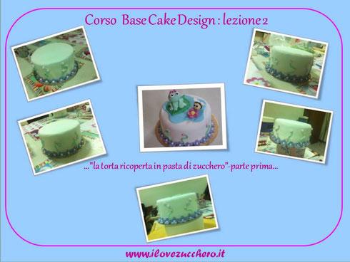 Corso Cake Design Roma Groupalia : Corso Base Cake Design:foto - Ilovezucchero sito dedicato ...