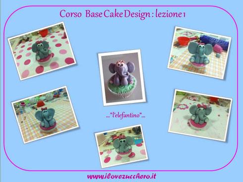 Corso base cake design foto ilovezucchero sito dedicato for Corsi design roma