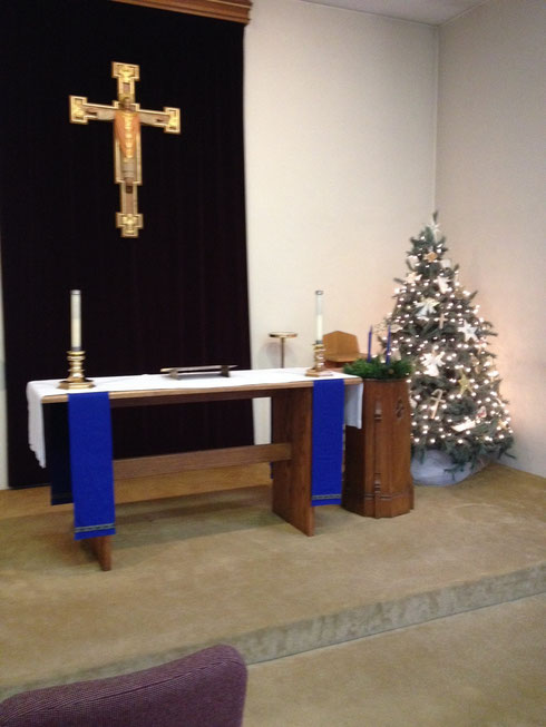 The Chapel Advent 2013
