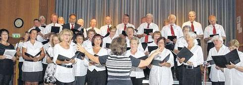 Jubiläumskonzert 90 Jahre - 2012