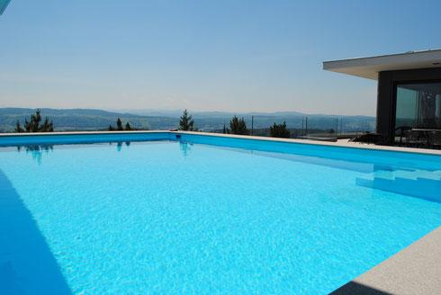 Villa Herdern mit 180° Bergpanorama