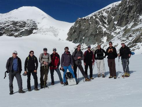 GLOBE glacier course 2013