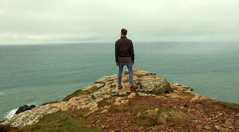 Videodreh-Urlaub in Cornwall