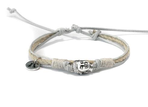 Buddha Armband für Yoga Freunde