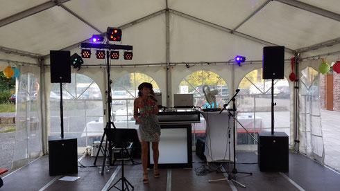Monika Bell Sängerin