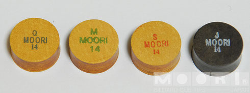 左からMoori ⅣのQ・M・SとJewel