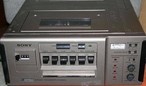 Sony VO-4800 U-Matic Videorekorder