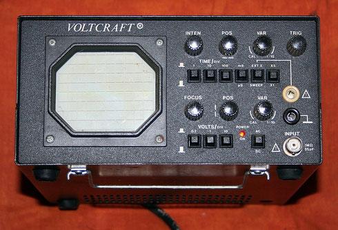 Oszilloskop Voltcraft 1536 von ca. 1996