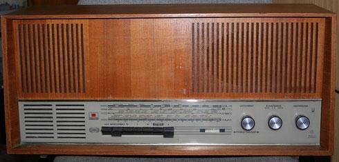 Röhrenradio Grundig RF 155