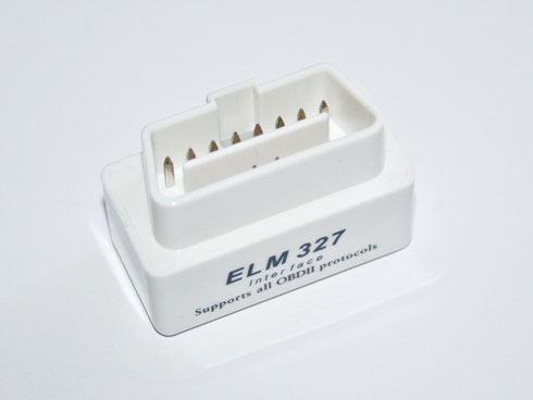 Bluetooth OBD-II-Adapter