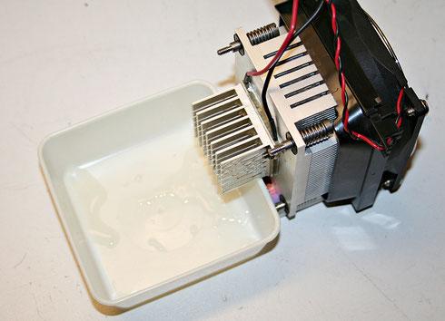 Mini Peltier Kühlschrank Kaufen : Luftentfeuchter mit peltier element elektronische basteleien