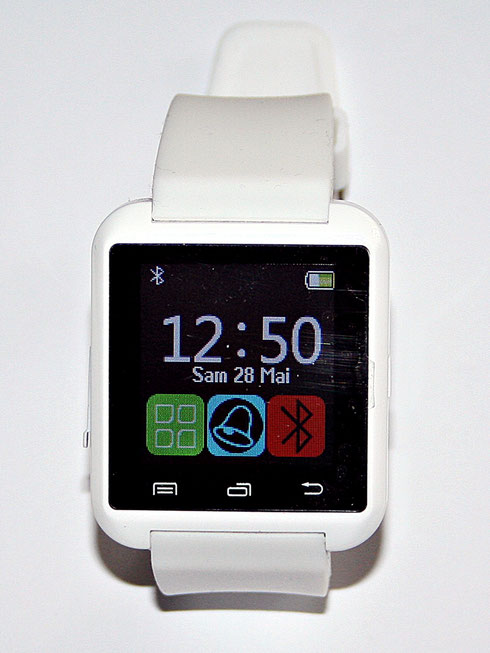 Smartwatch (U8 bzw. U80) aus China