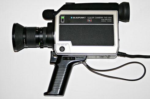 Blaupunkt TVC-202 Videokamera von ca. 1979