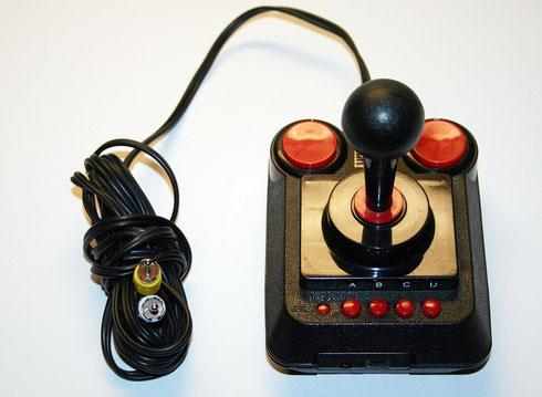 C64 DTV Joystick mit 30 Spielen