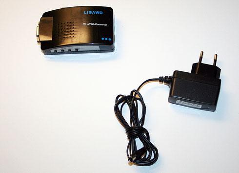 Ligawo AV to VGA Converter
