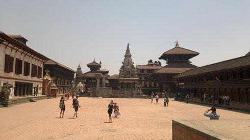 Bhaktapur classée au patrimoine mondial de l'Unesco
