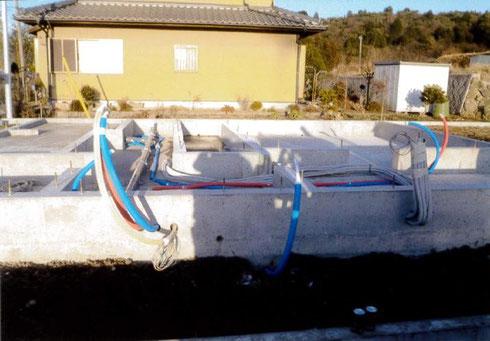 水道配管工事 事例