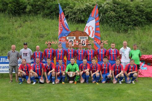 Mannschaft 2013/2014