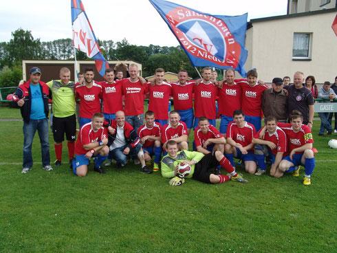 Kreismeister 2011/2012 Staffel 4