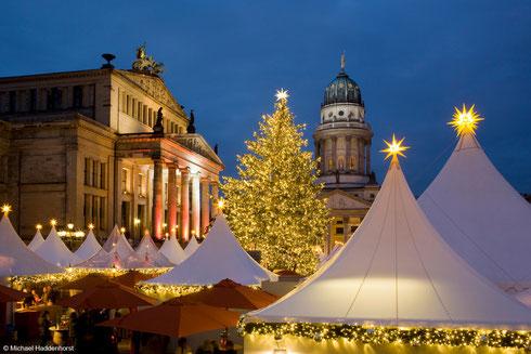 Der schönste Weihnachtsmarkt Deutschland's? Berlin. Gendarmenmarkt