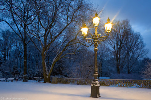 Winter im Tiergarten / Gaslaterne  DOWNLOAD https://haddenhorst-berlinphoto.spratshop.com/#s/winter//637974