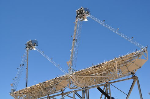Ripasso CSP system in Upington, South Africa (c) Ripasso Energy