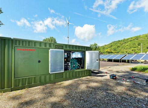 PFISTERERs CrossPower System - (c) PFISTERER