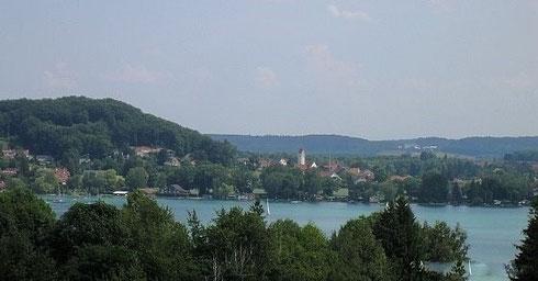 Wörthsee - Steinebach