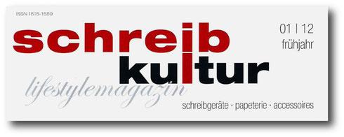 Schreibkultur Achim Velte Germany