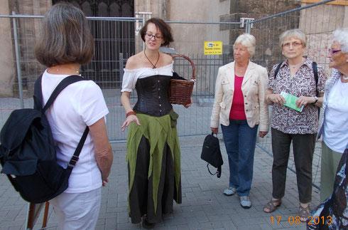 Sie war auch schon die Gemahlin Luthers: die Waschfrau von Wittenberg