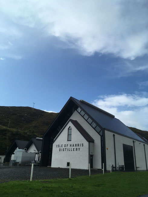 Isle of Harris Distillery, Tarbert