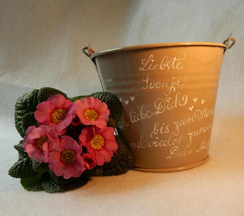 Valentinstag Liebesgrusse In Kalligraphie Schrift Kalligraphie