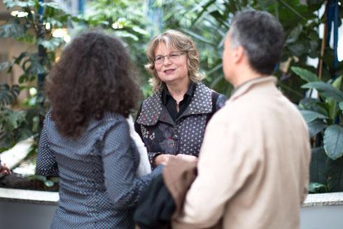 Schriftkünstlerin und Handlettering Expertin Sigrid Bengel im Gespräch