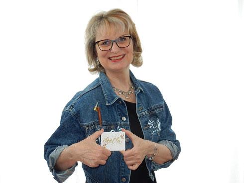 Handlettering und Kalligrafie Sigrid Bengel