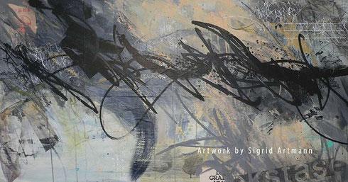 Schriftkunst von Sigrid Artmann