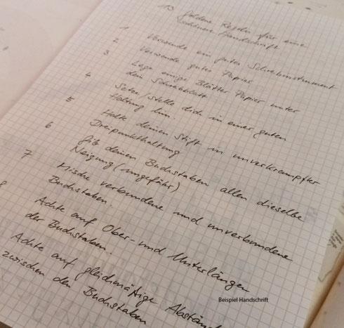 Schönere Handschrift 13 Einfache Tricks