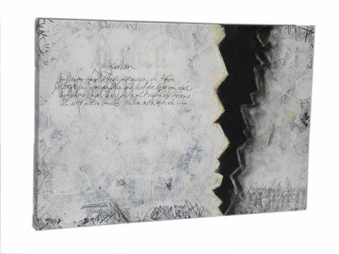 Kalligraphie expressiv modern