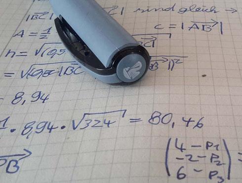 Handschrift Füller Pelikan