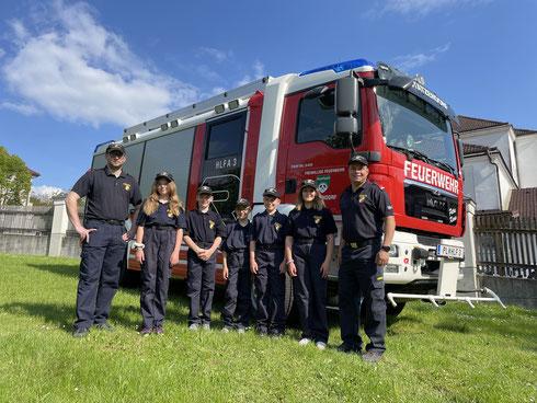 Feuerwehrjugend Statzendorf