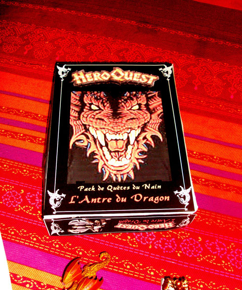 Extesnion L'Antre du Dragon (box)