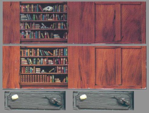Bibliothèque Heroquest