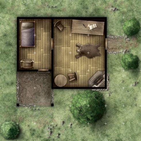La maison du Chasseur