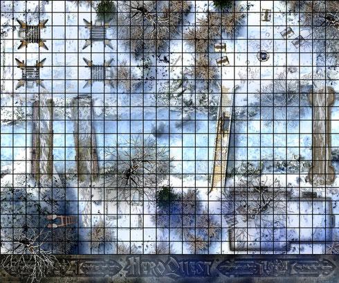 Passages dans les Neiges Eternelles, création juillet 2014