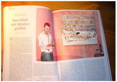 Niels Schröder Rotary Magazin